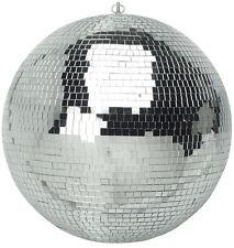 "Showtec 500mm 20"" 50cm Silver Sparkling Disco Lights Halloween Party Mirror Ball"