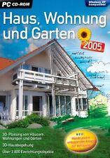 Haus, Wohnung & Garten 3D -PC CD-ROM- NEU&OVP