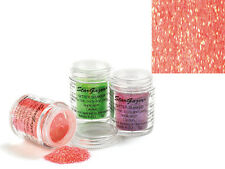STARGAZER NEON UV ORANGE GLITTER SHAKER FACE BODY HAIR NAILS