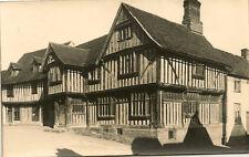 LAVENHAM ( Suffolk) : The Guildhall RP-RANSON