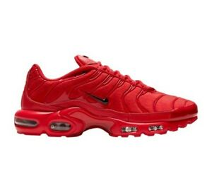 Nike Air Max Plus University Red Size 11