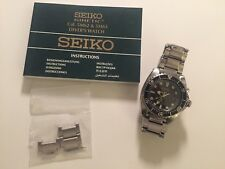 Seiko SKA371P1 Prospex Kinetic 200m Divers Watch (ISO 6425 compliant)  RRP £379