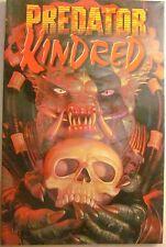 Predator Kindred TPB 1st Printing, December 1997 (NM, 9.4 or better) Dark Horse