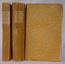 Mémoires du général HUGO, gouverneur de plusieurs provinces... 1823 - 3 volumes