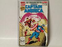 CAPTAIN AMERICA Annual #9  Marvel Comics 1990 VF Terminus Factor Part 1