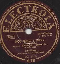 Die Picos Akkordeon Duo mit Rhythmus  : Pico Bello, Folge 1 + 2
