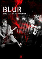 DVD Blur Live At Glastonbury Festival Rock Heroes RH 4328 US 2008 SIGILLATO
