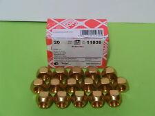 16-pezzo Dado Ruota, Viti Per Ruote Cerchioni Bulloni 17mm M12x1,5mm, 11939
