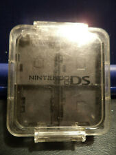 Nintendo DS Clear Game Storage Case - Holds 16 Games