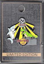 Hard Rock Cafe Pin: Osaka 2017 Nu Disco DJ Shark & Dino le200