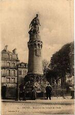 CPA TROYES - Monument des Enfants de l'Aube (179333)