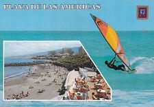 Playa de Las Americas Tenerife Postcard used VGC