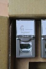 LEGRAND Designer arteor 5728 01 BS telefono secondario Socket 1M MODULO MAGNESIO