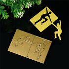 12 Style Cutting Die Stencil DIY Scrapbooking Diary Embossing Template