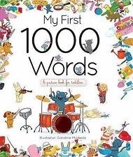 My First 1000 Words: By Modeste, Caroline