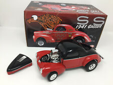 1:18 Acme Toms Garage Red 1941 Hemi Willy S&S Racing Gasser Dragster A1800908TG