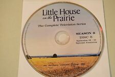 Little House On The Prairie Eighth Season 8 Disc 6 Replacement DVD Disc Only