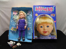 Vintage Playmates Amazing Ally Doll & Extras Stock No. 98101 (Oas1)