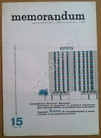 Materiali edili - brochure pubblicitaria - Officine Saira - Verona - 1960