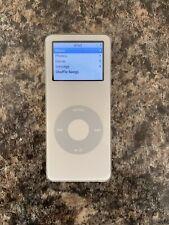 Apple iPod nano 1st Generation White (4GB)
