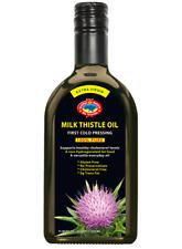 MILK THISTLE OIL EXTRA VIRGIN 100% Pure 11.83 oz 350 ml Kosher