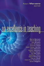 NEW - On Excellence in Teaching (Leading Edge) by Robert J. Marzano
