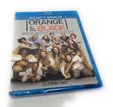 Orange is the New Black  2nd Second Season 2  Blu-ray