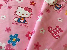 Un Coupon de Tissus Hello Kitty - Taille 1 x 1,6 mètres - 02