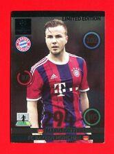CHAMPIONS LEAGUE 2014-15 Panini - Card Limited edition - GOTZE - BAYERN M