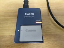 Canon CB-2LXE camera battery charger Includes NB-5L battery