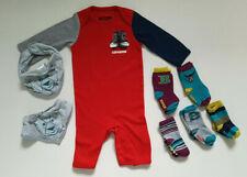 Ted Baker Converse Baby Boys Romper Playsuit Socks Bibs 0-6 months