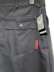 """Mens Work Trousers By Trojan. 38"""" waist. 31""""inside leg. Bnwt"""
