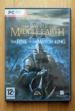 Lord of the Rings: The Battle for Middle-earth II The Rise of the Witch-King PC