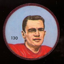 1963 CFL NALLEY'S POTATO FOOTBALL COIN #130 EAGLE DAY EX-NM Calgary Stampeders