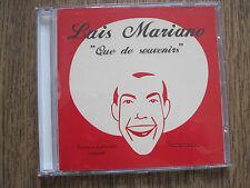 """RARE et Collector Luis Mariano """"que de souvenirs"""" cd Rom multimédia - Comme neuf"""