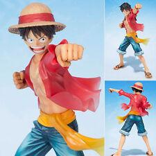 PVC Figuarts ZERO Monkey D Luffy 5th Anniversary Edition One Piece Figure Bandai