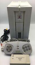 NEC PC-FX ENGINE Sammler Konsole Japan Retro kein Nintendo Sega