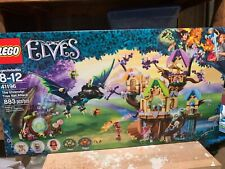 LEGO Elves The Elvenstar Tree Bat Attack 41196