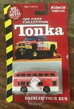 Tonka - Diecast Collection ~ Daimler Tour Bus ~ NOC