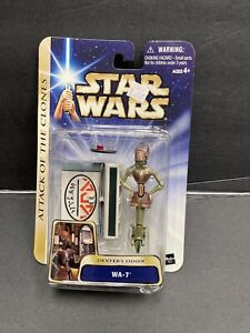 Star Wars SAGA Series 03 #28 Collection 2 WA-7 Attack of Clones Dexter's Diner