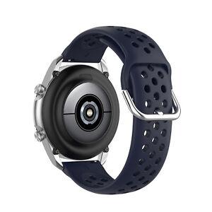 Watch Band Silicone Wrist Strap Bracelet For Samsung Galaxy Watch 3 41mm 45mm