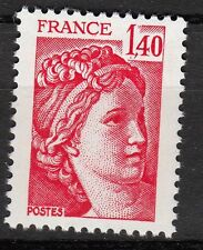 FRANCE TIMBRE NEUF  N° 2102 ** TYPE SABINE