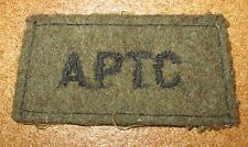 Rare Passant d'Epaule GB WW2 APTC