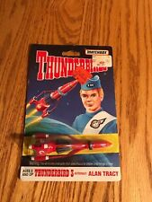 1994 Matchbox Thunderbirds 3 Alan Tracy Rocket Die-cast Vehicle Toy NIB SEALED
