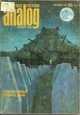 Analog Science Fiction - November 1972