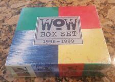 Wow Box Set 1996 - 1999 SEALED