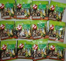 Rare New Ecto Mini Ghostbusters Complete Set of 12 Mini Blind Bag Sealed