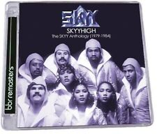 Skyy - Skyyhigh: The Skyy Anthology (1979-1992) [CD]