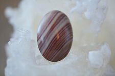 Mexican Hickoryite Free Form Cabochon 10.9 grams 26.28 X 37.56 X 8.12MM