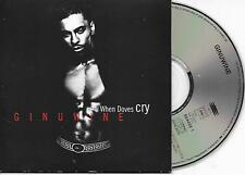 GINUWINE - When doves cry CD SINGLE 2TR EU CARDSLEEVE 1997 (PRINCE)